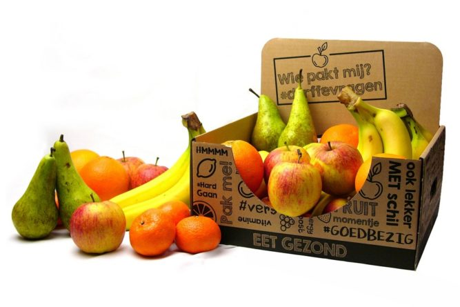 Fruitbox mix groot