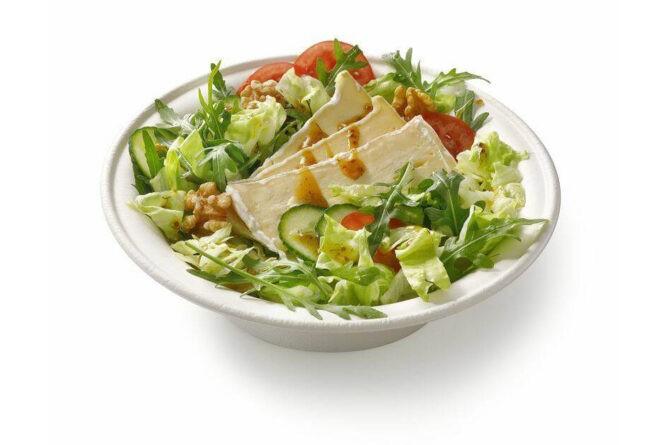Brie salade