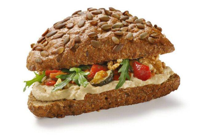 Broodje vegan