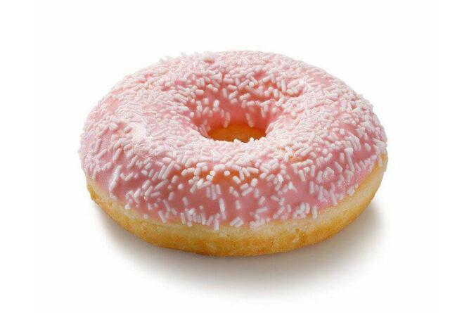 Donut roze