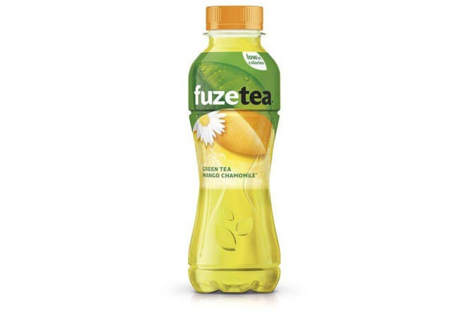 Fuze Tea Green mango