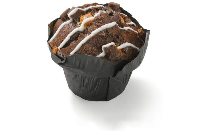 Muffin Chunky Chocolate