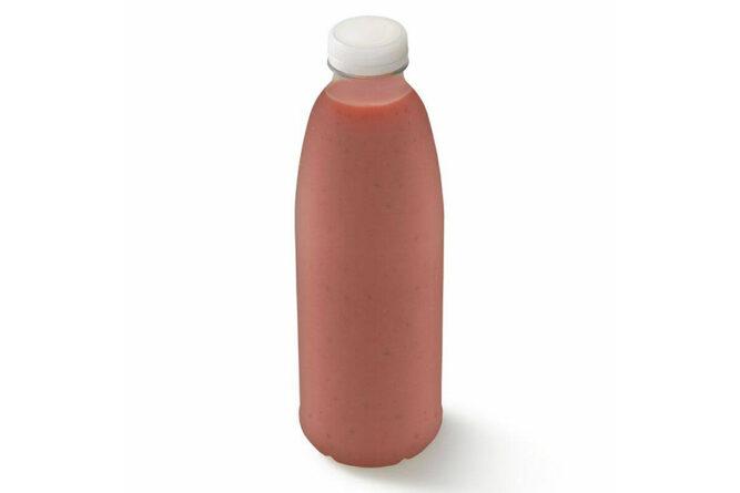 Smoothie aardbei 1 liter