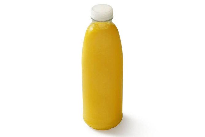 Smoothie mango-passievrucht 1 liter