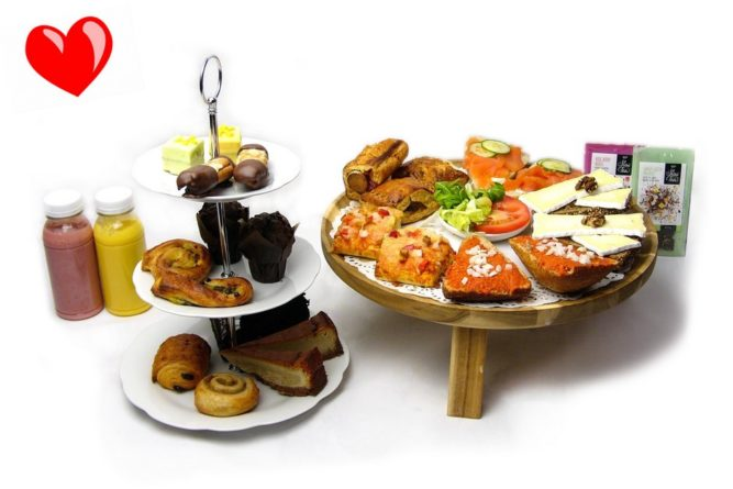 High Tea Deluxe voor 2
