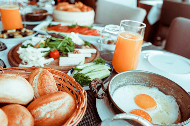 Moederdag ontbijt
