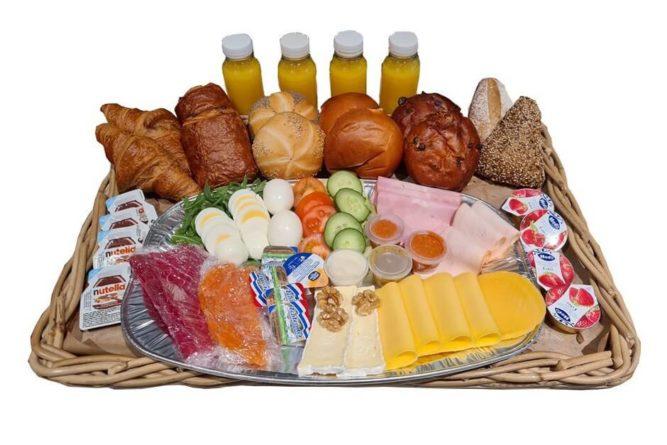 Familiepakket ontbijt