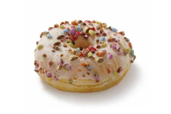 Donut chocofeest