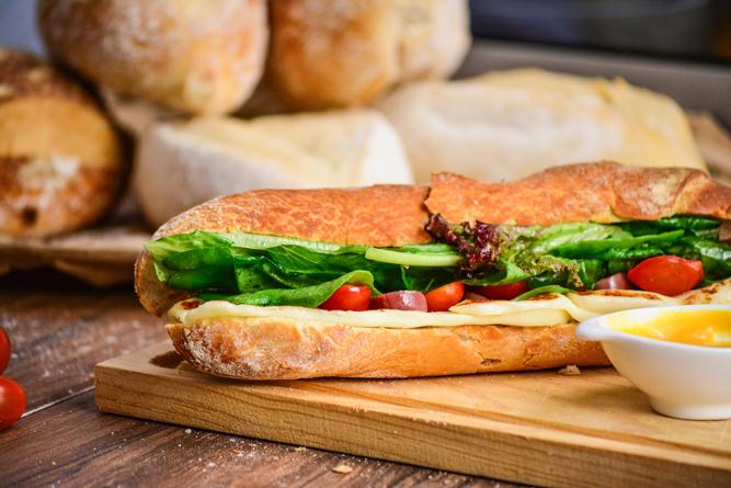 Broodjes bezorgen in Ridderkerk